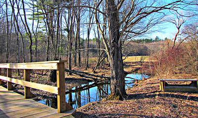 Concord: Thoreau's Path; Emerson-Thoreau Amble; AMC/BCT Hike (April 6)