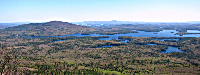 Doublehead and Mt. Squam (May 5)