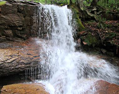 No. Conway Miscellany: Smoky Quartz, Waterfall, Echo Lake, Green Hills (May 11)