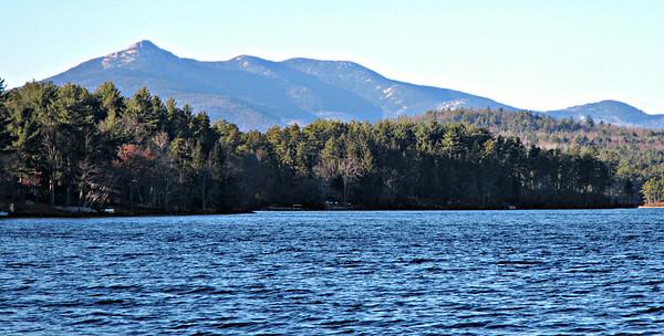 Peaked Hill Pond; Ossipee Pine Barrens (Nov. 29)