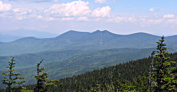 Sandwich Mtn. from the East (June 1)