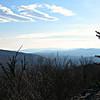 Looking SE from Lambert Ridge.