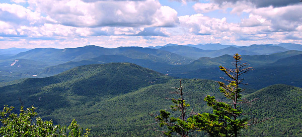 South and North Doublehead (August 4)