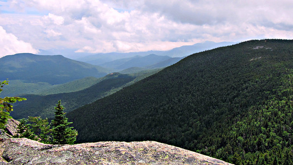 Stairs Mtn., by Rocky Branch (June 29)