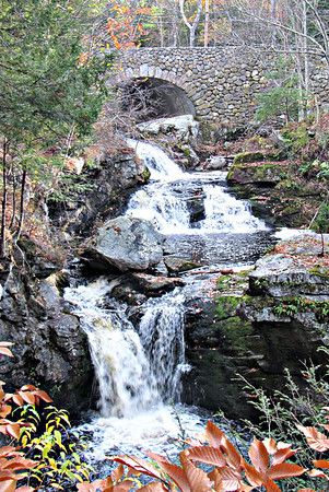 Tully Trail and Doane's Falls (October 26)