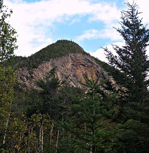 High Camp, Goodrich Rock, the Scaur and Tecumseh (Sept. 11)
