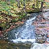 Cold River cascade