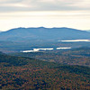 Pleasant Mtn. again, from the Basin Rim Trail