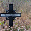 Memorial for crashed planes in WO II