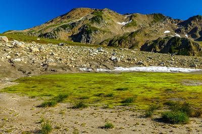 Glacier Peak Basin