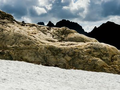 Glacier-Polished Granite