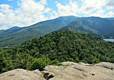 Boy Mtn.; Bald Mtn./Artists Bluff Loop (August 24)