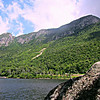 Eagle Cliff, from west shore of Profile Lake,