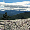 From No. Sugarloaf: The Presidentials, to the east.