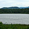 From NE corner of Durand Lake, looking east to Pine Mtn. and Mt. Moriah.