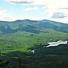 From Bald Cap Peak Ledge: south to Shelburne Moriah, Moriah and No. Carter