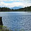 North shore of Dream Lake, looking south to Shelburne Moriah