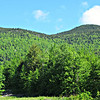 Looking west from Austin Brook Trail: First (L) and Middle Mtns.