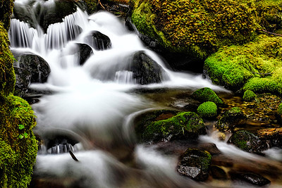 Buck Creek & Snoquera Falls
