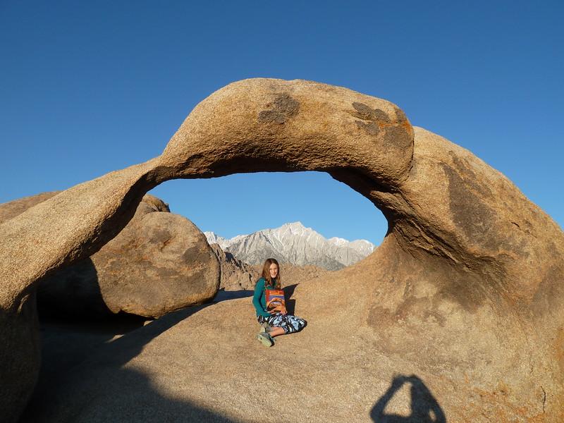 Mobius Arch.