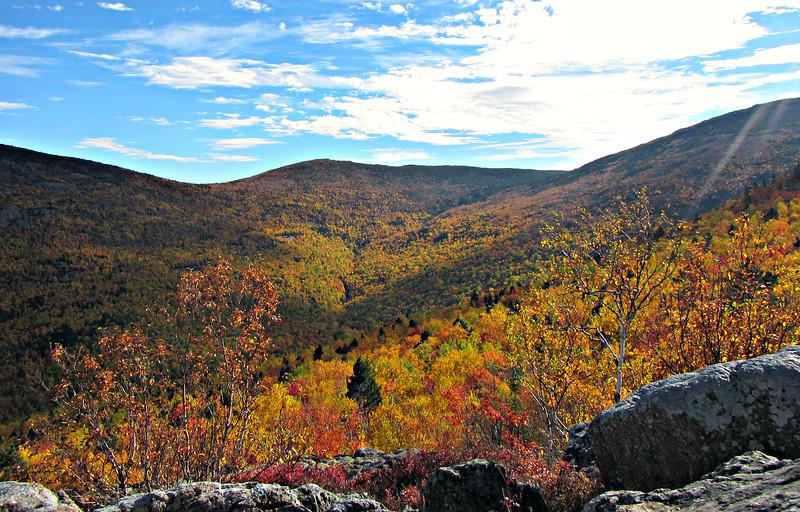 Traveler Ridge, from Peak of the Ridges.