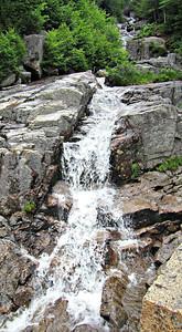 Flume Cascade
