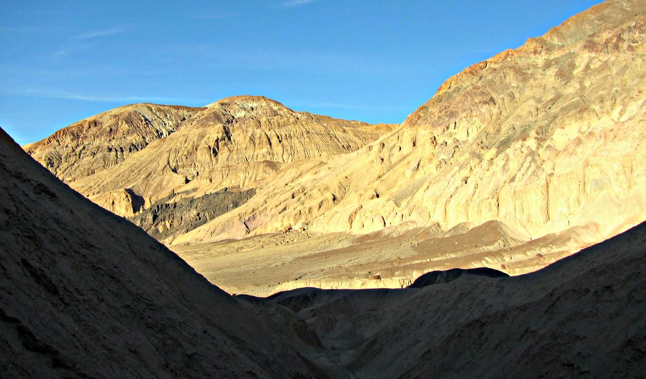 Descending Desolation Valley I