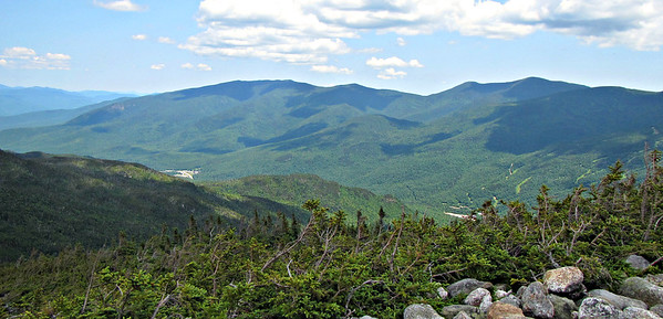 Carters/Wildcats Range, from Hancock Rock off Boott Spur Trail.