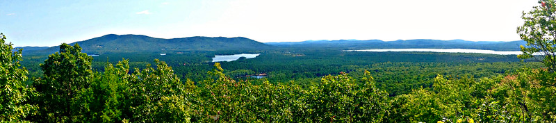 From Mary's Mountain.