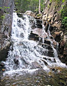 Rocky Glen Falls.