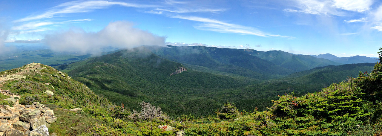 From Garfield Ridge Trail, near its junction with Skookumchuk Trail.