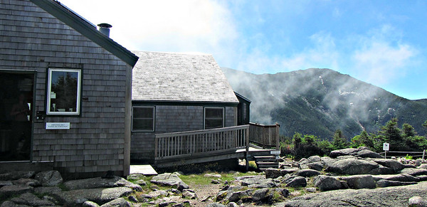 Greenleaf Hut.