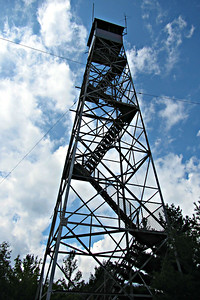 Mt. Pisgah Firetower.