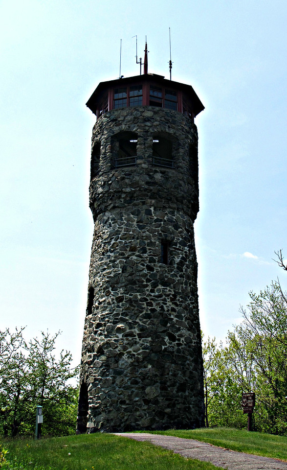 Mt. Prospect Tower.