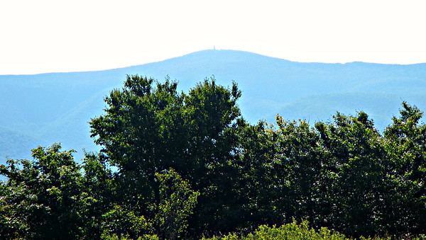 Close-up of Greylock, from Berlin Mtn. summit.