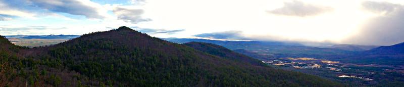 Peaked Mtn. Loop (December 2)