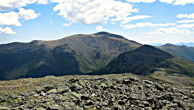 Mt. Washington, from summit of Mt. Jefferson.