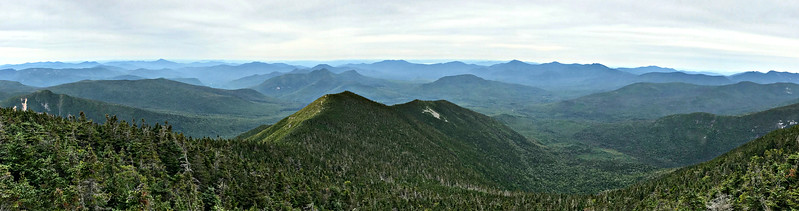 Carrigain the Long Way (August 29)