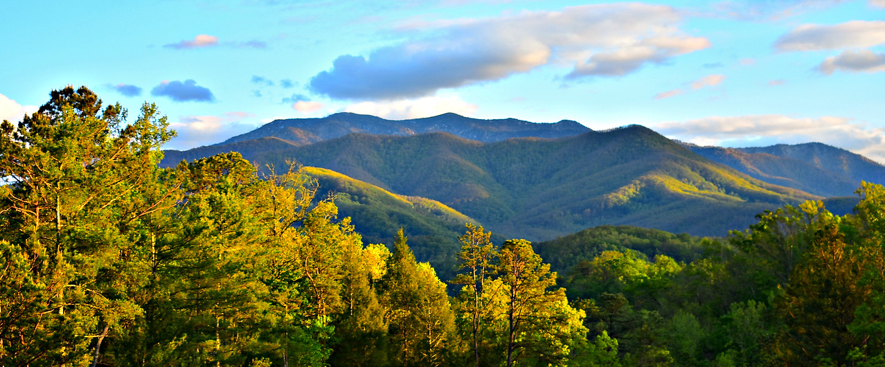 Mt. LeConte - Sunday Evening Sequence No. 5.