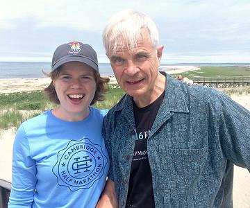 Father's Day Eve - Crane Beach Trails (June 17)