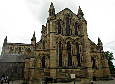 Hexham Abbey.