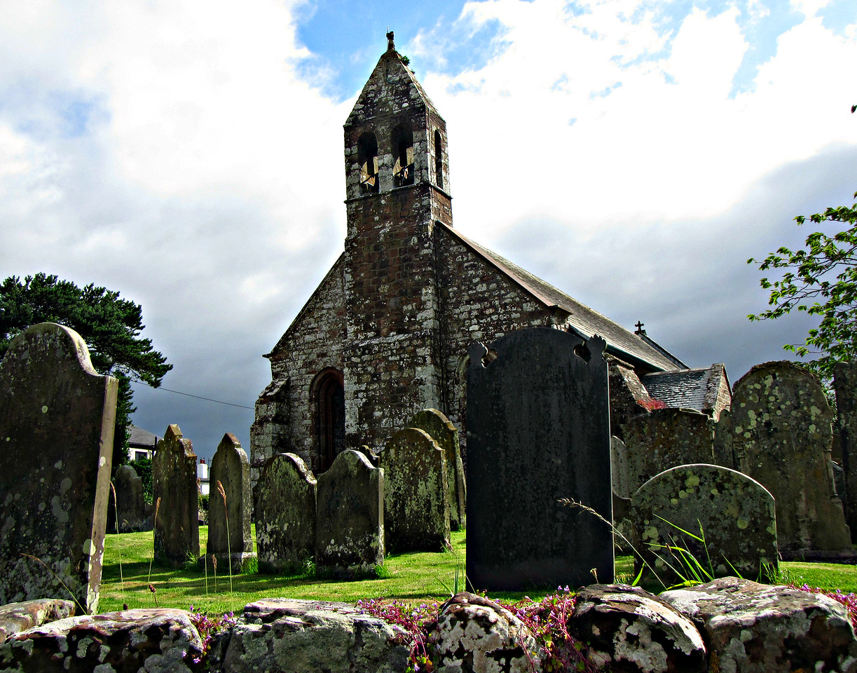 St. Michael's, Bowness-0n-Solway.