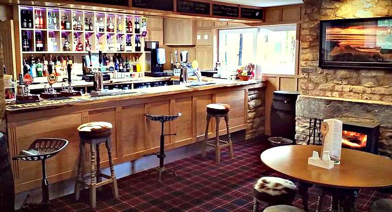 Twice Brewed Inn (stock photo) - a dry, warm oasis.