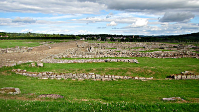 Corbridge Roman Fort -  another view.