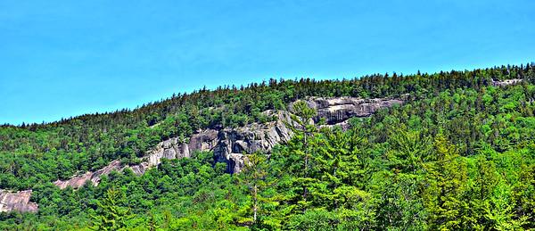 Ledges above Lower Falls.