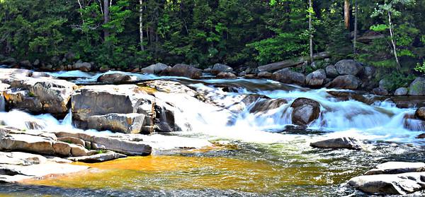 Lower Falls - from end of boardwalk.