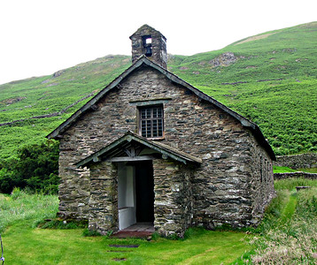 Old Church of St. Martin, Matterdale.