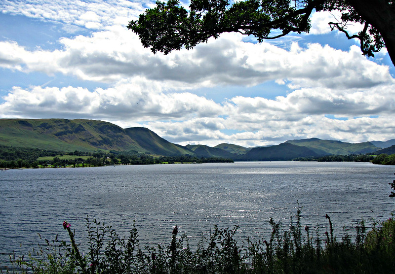 At the north end of Ullswater.