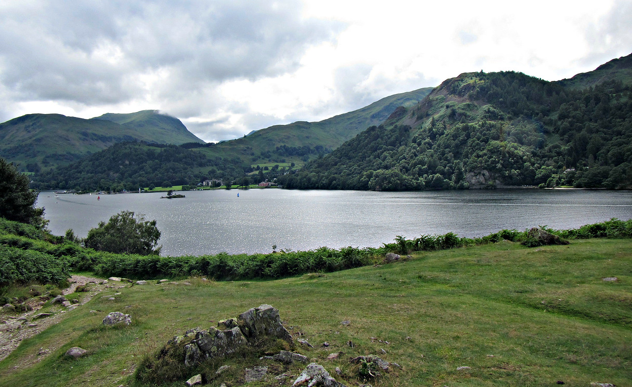 Looking SW to Glenridding.