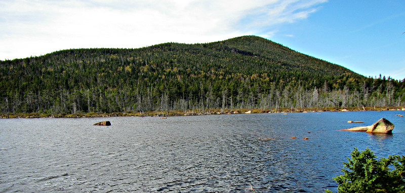 Mt. Lowell, to the south of Norcross Pond.